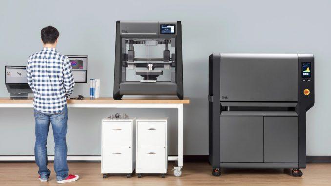 Принтер для 3D-печати металлом Desktop Metal