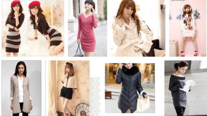 Продажа одежды из Китая и оптовая покупка через Интернет