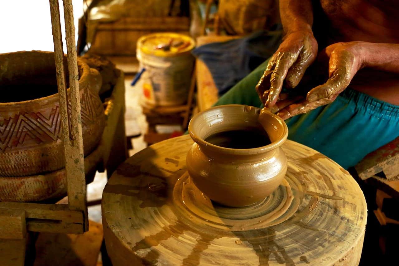 Производство керамических (гончарных) изделий