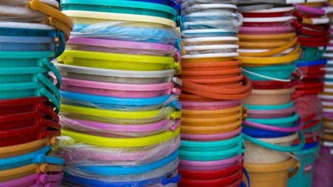 Производство пластиковых ведер