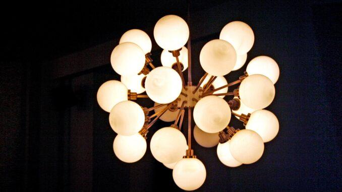 Производство светильников