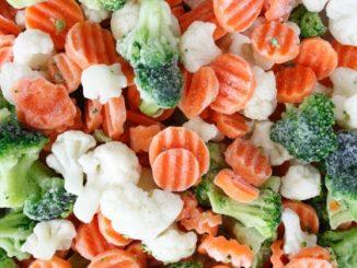 Производство замороженных овощей