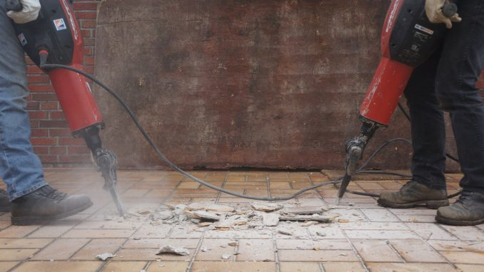 Сдача в аренду строительных инструментов