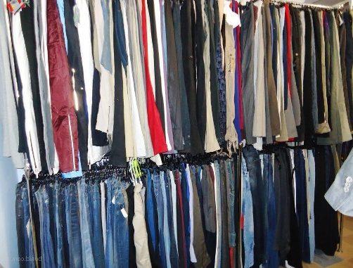 Сток-одежда и торговля стоком