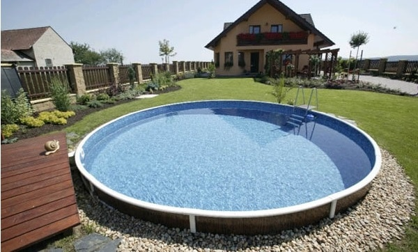 Установка сборных каркасных бассейнов как бизнес