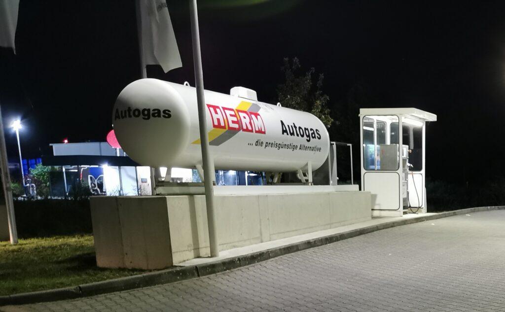 Как открыть газовую автозаправочную станцию