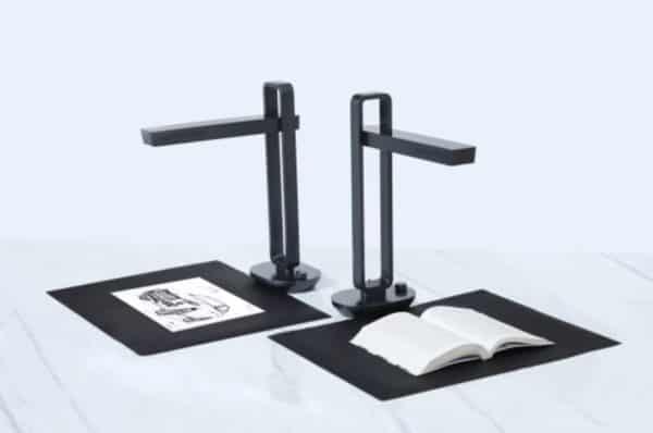 Сканер книг Aura Czur