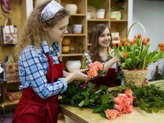 Как открыть свой цветочный магазин с нуля
