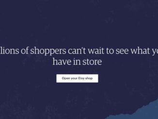 Как открыть магазин на Etsy