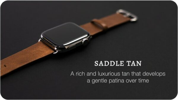 Кожаный ремешок Apple Watch filippo morato