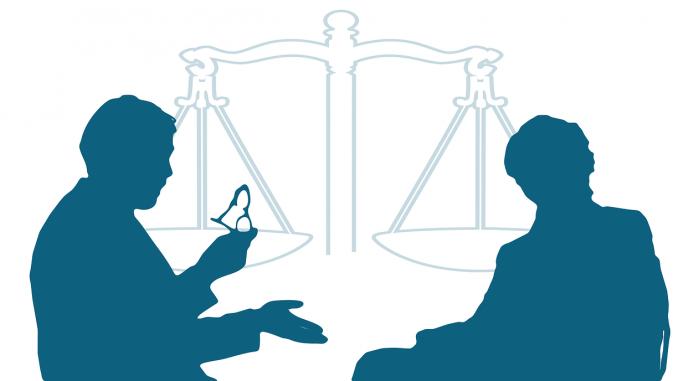 Предоставление юридической помощи