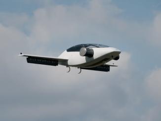 Lilium Jet - маленький частный самолет