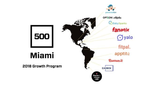 Miami Growth Program Batch 2018