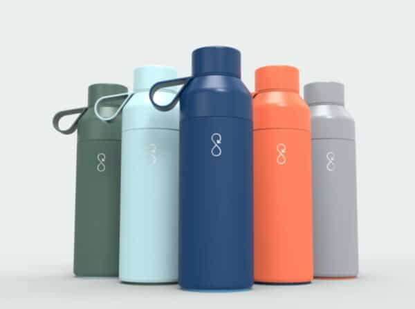 Пластиковая бутылка ocean bottle