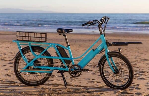 Электровелосипед PAKA