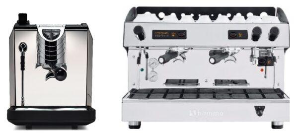 Полуавтоматические кофемашины