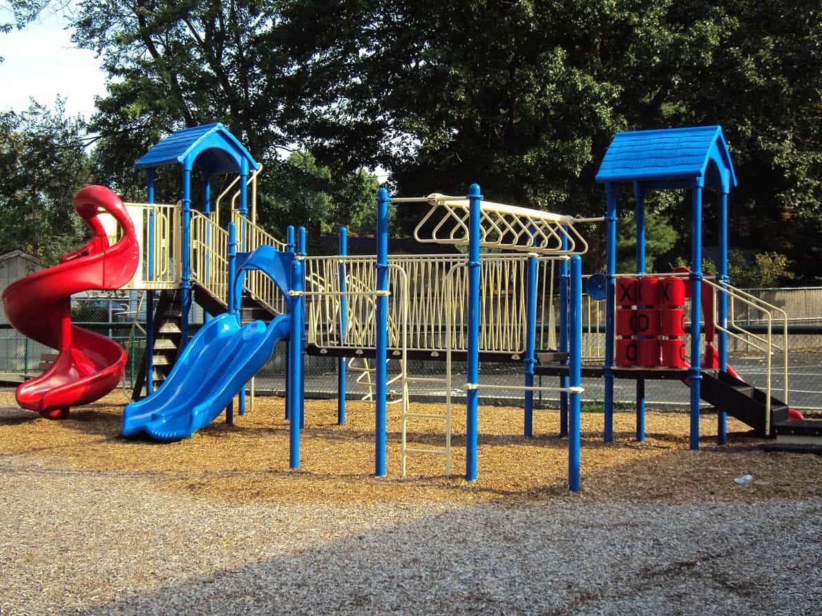 Бизнес-идея изготовления детских площадок