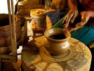 Производство керамических изделий и глиняной посуды
