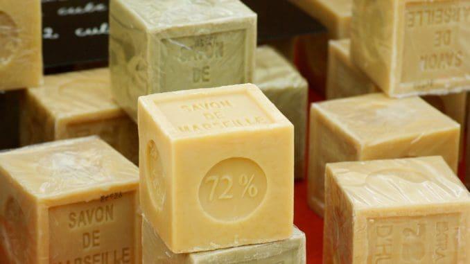 Производство мыла и моющих средств