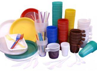 Производство одноразовой посуды - пластиковой