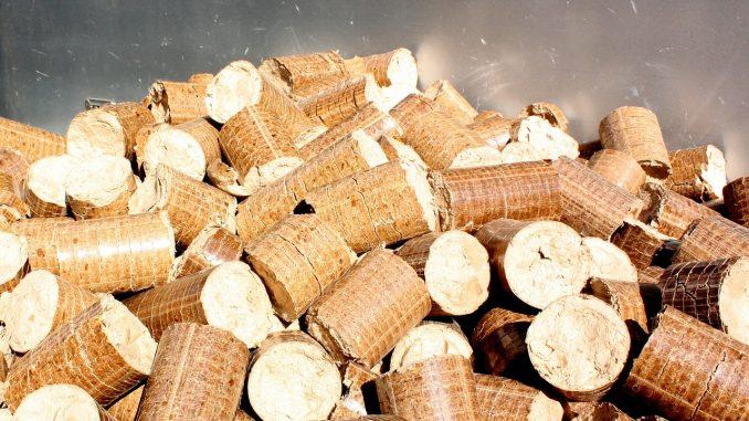 Производство пеллет - топливных гранул