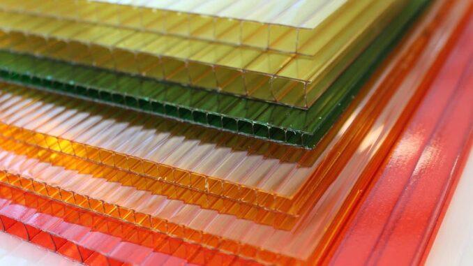 Производство поликарбоната и сотового вида