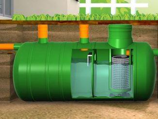 Производство септиков для систем локальной канализации