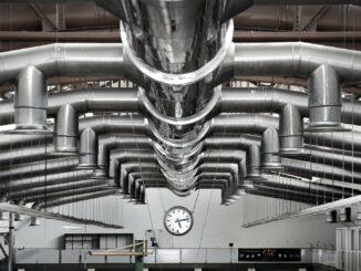 Производство воздуховодов для систем вентиляции
