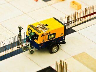 сдача в аренду строительных компрессоров