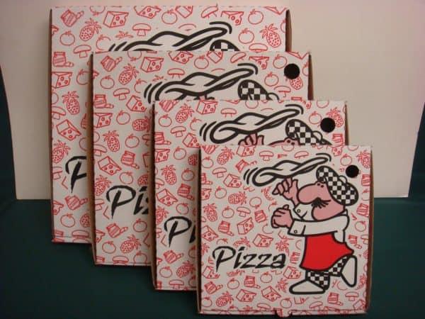 УпУпаковка для пиццы
