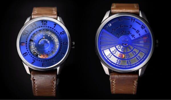 Часы Xeric