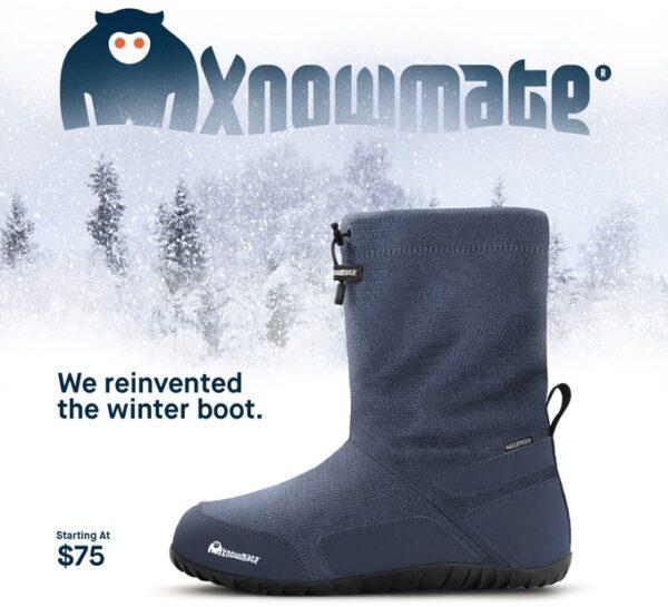 Зимняя обувь xnowmate